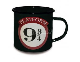 Harry Potter Enamel Tazza binario 9 3/4 Logoshirt