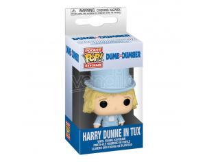 Dumb E Dumber Pocket Pop! Vinile Portachiavis 4 Cm Harry Dunne In Tux Display (12) Funko