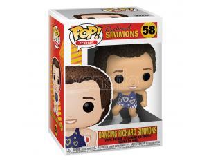 Richard Simmons Pop! Icons Vinile Figura Dancing Richard Simmons 9 Cm Funko