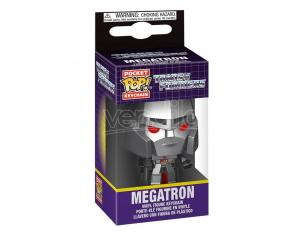 Transformers Pocket Pop! Vinile Portachiavis 4 Cm Megatron Display (12) Funko