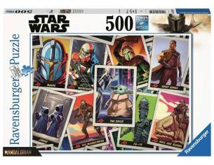 Star Wars The Mandalorian Jigsaw Puzzle The Bambino (500 Pieces) Ravensburger