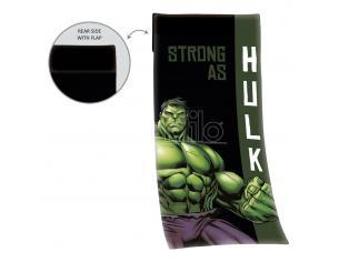 Marvel Gym Telo Mare Asciugamano Hulk 110 X 50 Cm Herding