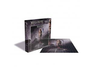 Megadeth Rock Saws Jigsaw Puzzle Countdown To Extinction (500 Pieces) PHD Merchandise