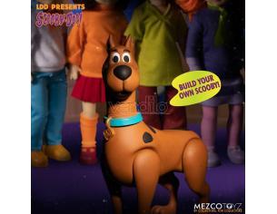 Scooby-doo & Mystery Inc Build A Figura Living Dead Dolls 25 Cm Velma & Fred Assortment (6) Mezco Toys