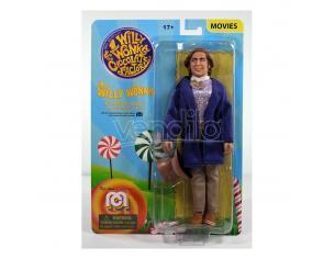 Willy Wonka & The Chocolate Factory Action Figura Willy Wonka (gene Wilder) 20 Cm Mego