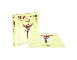Nirvana Rock Saws Jigsaw Puzzle In Utero (500 Pieces) PHD Merchandise