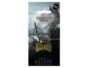 The Elder Scrolls V Skyrim Collana Amulet Of Talos Edizione Limitata Fanattik
