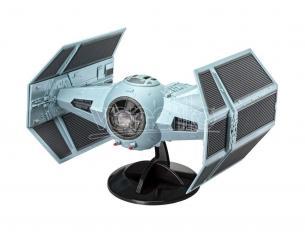 Star Wars Model Kit 1/57 Darth Vader's TIE Fighter 17 Cm Revell