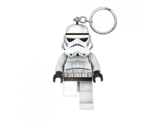 Lego Star Wars Light-up Portachiavi Stormtrooper 6 Cm Joy Toy