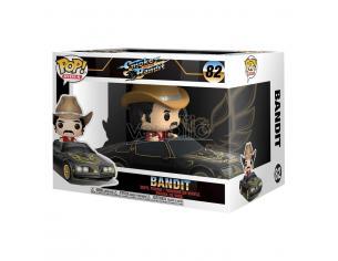 Smokey E The Bandit Pop! Rides Vinile Figura Trans Am 18 Cm Funko