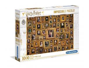 Harry Potter Impossible Puzzle Portraits Clementoni