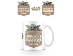 Star Wars The Mandalorian Tazza precious Cargo Pyramid International