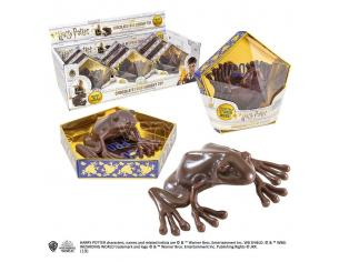 Harry Potter Replica Squishy Chocolate Frog Display (9) Noble Collection