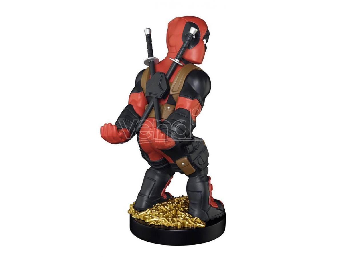 Marvel Cable Guy New Deadpool 20 Cm Exquisite Gaming