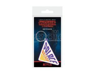 Stranger Things Rubber Portachiavi Palace Arcade 6 Cm Pyramid International