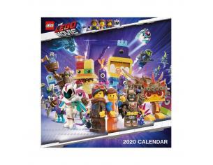 The LEGO Movie 2 Calendar 2020 Pyramid International