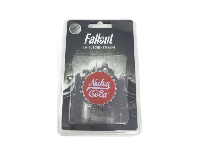 Fallout Spilla Badge Edizione Limitata Fanattik
