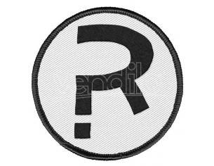 The Ombrello Academy Patch The Rumor R Logo 6 Cm Dark Horse