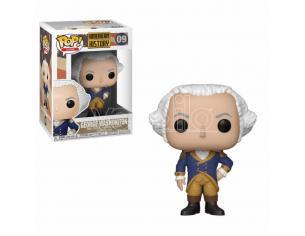 American History Pop! Icons Vinile Figura George Washington 9 Cm Funko