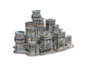 Game Of Thrones 3D Puzzle Winterfell Wrebbit Puzzle