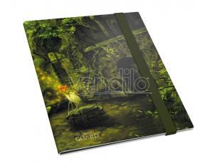 Ultimate Guard Flexxfolio 360 – 18-Pocket - Lands Edition II - Forest Ultimate Guard