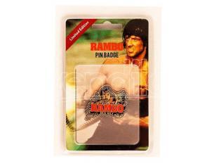 Rambo Spilla Badge Rambo Fanattik