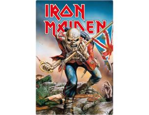 Iron Maiden Tin Sign Trooper 20 X 30 Cm KKL