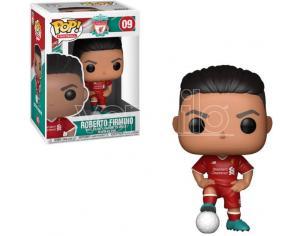 Epl Funko Pop Football Vinile Figura Vestitorto Firmino (liverpool) 9 Cm