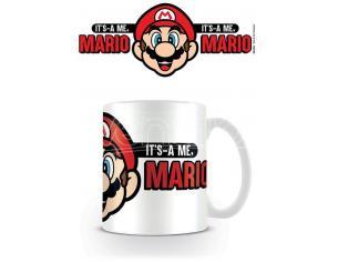 Super Mario Tazza its A Me Mario Pyramid International