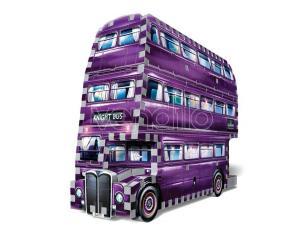 Harry Potter 3D Puzzle The Knight Bus Wrebbit Puzzle
