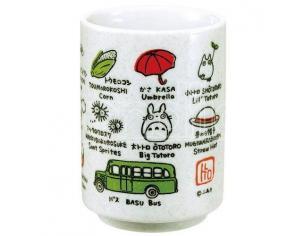 My Neighbor Totoro Japanese Tea Cup Characters Benelic