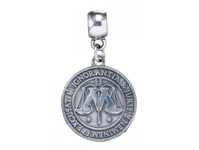 Harry Potter Ciondolo Ministry Of Magic (silver Plated) Carat Shop, The