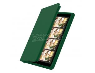 Ultimate Guard Zipfolio 320 - 16-Pocket XenoSkin Green Ultimate Guard