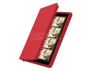 Ultimate Guard Zipfolio 320 - 16-Pocket XenoSkin Red Ultimate Guard