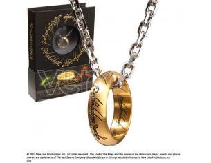 Il Signore Degli Anelli The One Ring Collana Noble Collection