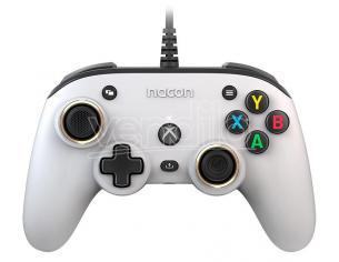 NACON CONTROLLER COMPACT WHITE XBOX JOYPAD
