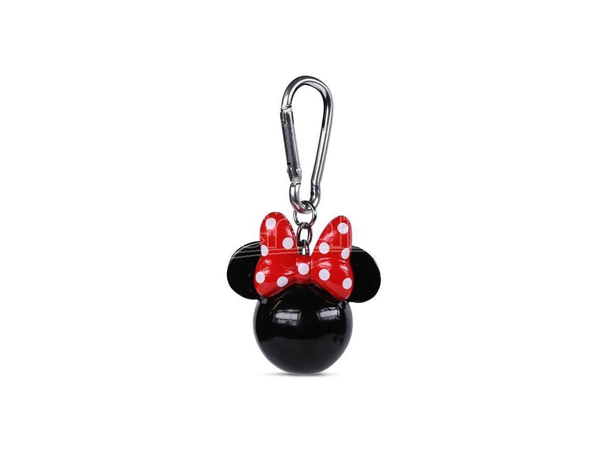 Minnie Mouse 3d-portachiavis Head 4 Cm  Case (10) Pyramid International