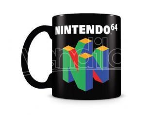 Nintendo Tazza n64 Logo Pyramid International
