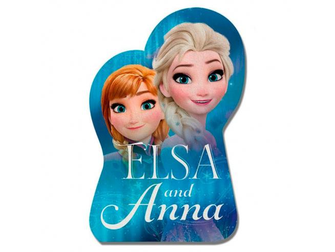 Disney Frozen Shaped Telo Mare Asciugamano Bambino Licensing