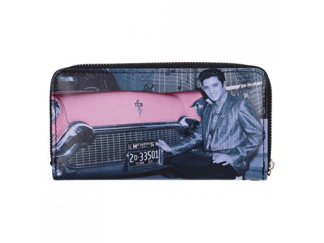 Elvis Presley Borsellino Cadillac 19 Cm Nemesis Now