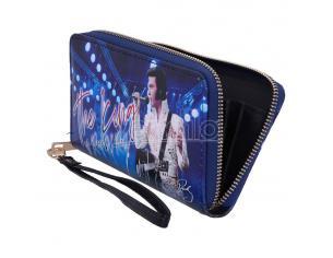 Elvis Presley Borsellino The King Of Rock E Roll 19 Cm Nemesis Now