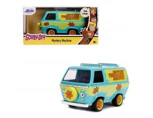 Scooby Doo Hollywood Rides Diecast Model 1/32 Mystery Machine Jada Toys