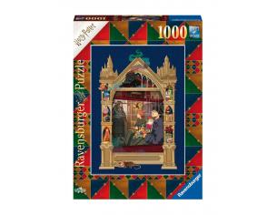 Harry Potter Jigsaw Puzzle On The Way To Hogwarts (1000 Pieces) Ravensburger