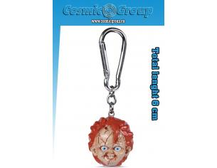 Chucky Resin 3d Portachiavi Portachiavi Pyramid International