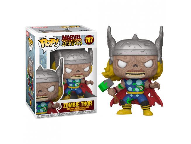Pop Figura Marvel Zombies Thor Funko