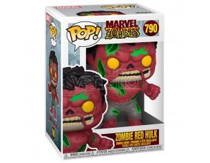 Pop Figura Marvel Zombies Red Hulk Funko
