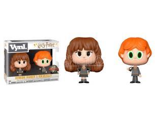 Harry Potter Funko Pop Film Vinile Figura Ron ed Hermione 9 cm Esclusiva