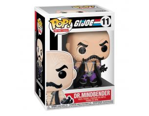 G.i. Joe Funko Pop Film Vinile Figura Dr. Mindbender 9 Cm