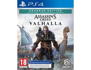 ASSASSIN'S CREED VALHALLA DRAKKAR ED. AZIONE - PLAYSTATION 4