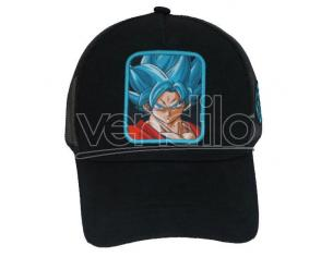 Dragon Ball Super Goku Super Saiya God cap Toei Animation